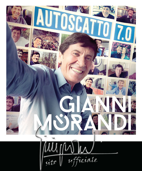 Gianni Morandi official site